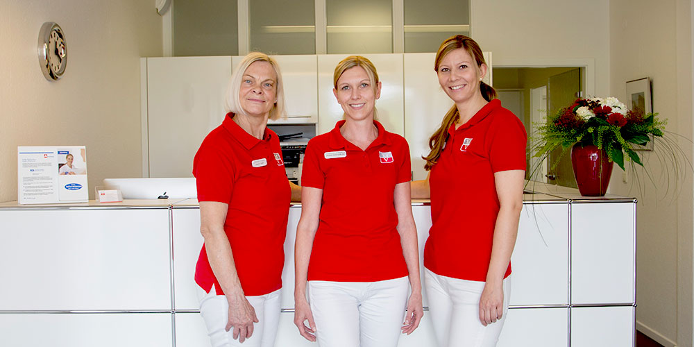 unser prophylaxeteam